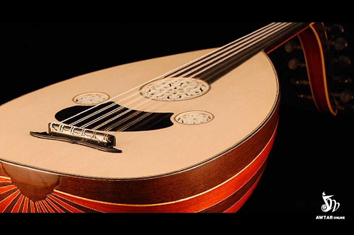 72a90a4fd p3. موسيقي فلسطيني يصنع الة العود الموسيقية ...