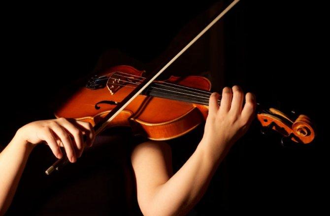 تعلم العزف على آلة الكمان